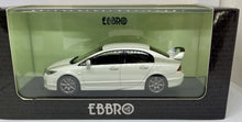 Load image into Gallery viewer, EBBRO HONDA CIVIC TYPE R FD2 LATE VERSION 1/43
