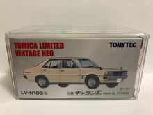Load image into Gallery viewer, Takara Tomy Tomica Limited Vintage Neo Tomytec LV-N103b Mitsubishi Galant Σ 1600 GL (#Y)