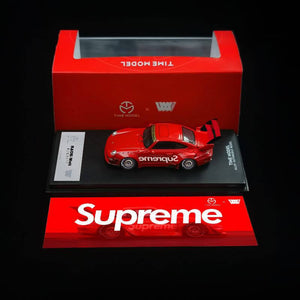 Preorder - Time Model 1/64 RWB 993 Supreme ~ Release Date : August 2020