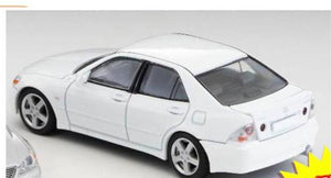 Preorder - Tomy Tomica 1/64 TLV Tomytec 1/64 Toyota Altezza White Hong Kong Exclusive - Released Date : Feb 2021