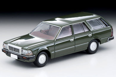 Preorder - Tomy Tomica 1/64 Tlv Tomytec 1/64 LV-N223a Nissan Cedric Van Ground Self-Defense Force Business Vehicle No. 1 - Released Date : Feb 2021