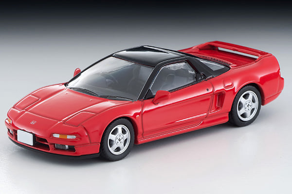Preorder - Tomy Tomica 1/64 Tlv Tomytec 1/64 LV-N226a NSX 90 Red - Released Date : Feb 2021