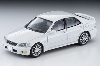 Preorder - Tomy Tomica 1/64 Tlv Tomytec 1/64 LV-N227a Toyota Altezza RS200 White - Released Date : Feb 2021