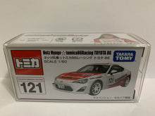 Load image into Gallery viewer, Takara Tomy Tomica 121 Netz Hyogo Racing Toyota 86 (#Y)