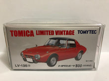 Load image into Gallery viewer, Takara Tomy Tomica Limited Vintage Tomytec LV-135a Toyota Sports 800 (#Y)