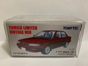 Takara Tomy Tomica Limited Vintage Neo Tomytec LV-N147d Toyota Corolla 1600GT (#Y)