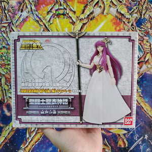 BANDAI Saint Seiya Cloth Myth Saori Kido Athena God Action Figure Used ( Free Shipping Worldwide !!! )