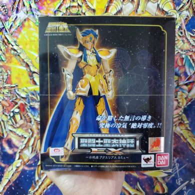 Bandai Saint Seiya Cloth Myth EX Gold Cloth Aquarius Camus Figure - ( Used ) ( Free Shipping Worldwide !!! )