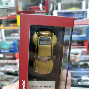 ignition Model IG2157 1/64 RWB 993 Matte Gold