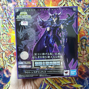 Saint Seiya Wyvern Rhadamanthys Myth Cloth EX OCE Original Color Edition - Brand New ( Free Shipping Worldwide !!! )