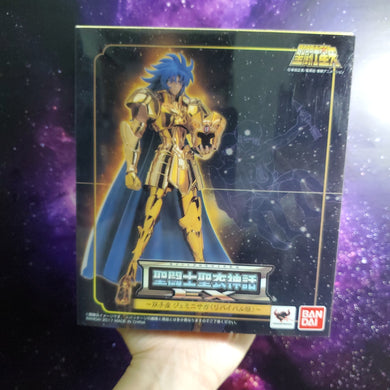Bandai Saint Seiya Myth Cloth EX Gemini Saga Revival Version - USED ( Free Shipping Worldwide !!! )