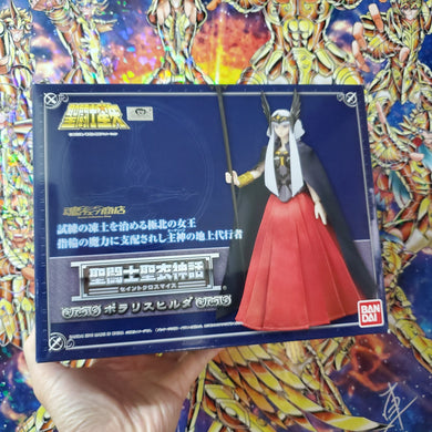 Bandai Saint Seiya Cloth Myth Polaris Hilda Action Figure - USED in Excellent Condition ( Free Shipping Worldwide !!! )