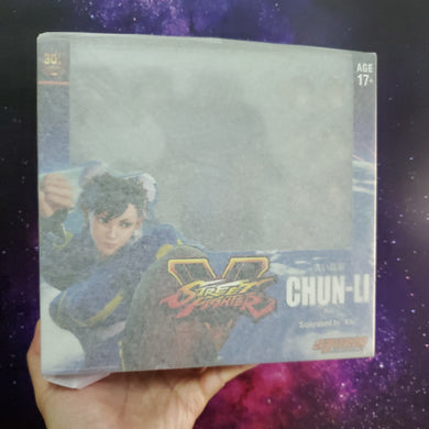 Storm Collectibles Chun Li Action Figure ( Player 1 Blue Version ) - Street Fighter 2 V 5 (New) ( Free Shipping Worldwide !!! )