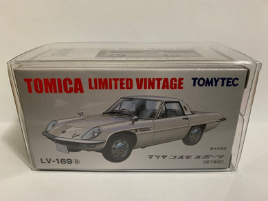 Takara Tomy Tomica Limited Vintage Tomytec LV-169a Mazda Cosmo Sport (#Y)