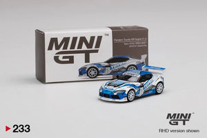 Preorder ~ MINI GT MiniGT 1/64 Pandem GR Supra V1.0 Team TOYO TIRES DRIFT D1 GP Japan Exclusive 233 - ETA : Aug 2021
