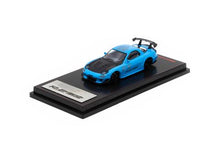 Load image into Gallery viewer, Ignition Model 1/64 Mazda RX-7 (FD3S) RE Amemiya Light Blue