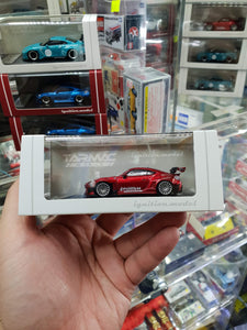 Tarmac ignition model 1:64 Pandem TRA Racing IG1403 Toyota 86 V3 Red Metallic