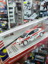 Load image into Gallery viewer, INNO64 Model HONDA CIVIC Type-R FD2 #27 Merdeka Millennium Endurance 07 Malaysia