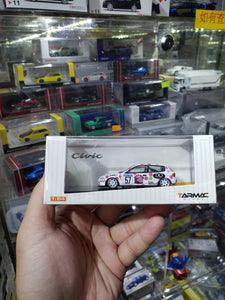 Tarmac Works 1/64 Honda Civic EG6 Gr.N #57 Nori. P House Eastern Toy Shop Exclusive