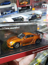 Load image into Gallery viewer, Tarmac ignition model 1:64 Pandem TRA Racing IG1404 Toyota 86 V3 Orange Metallic