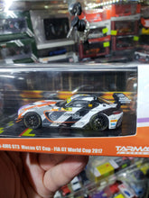 Load image into Gallery viewer, Tarmac Works 1/64 Mercedes-AMG GT3 Macau GT Cup - FIA GT World Cup 2017 3rd Place Maro Engel