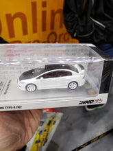 Load image into Gallery viewer, Inno64 Honda Civic Type R Fd2 White 1/64 Hong Kong Toysoul Exclusive