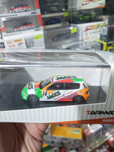 Load image into Gallery viewer, Tarmac Works 1/64 Honda Civic EG6 #14 Spoon Group A Racing JACCS