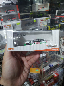 Tarmac Works 1/64 Honda Civic EG6 #76 Spoon Group A Racing Castrol