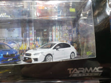 Load image into Gallery viewer, Tarmac Works 1:64 Subaru Impreza WRX STI Boxset Japan Tokyo Auto Salon 2019