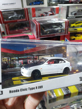 Load image into Gallery viewer, Tarmac Works 1:64 Honda Civic Type R EK9 Japan Tokyo Auto Salon 2019
