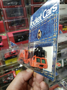 Fuso Truck Crane 1974 In Package Pocket Cars Tomica No 141-66 Heavy Crane 4514
