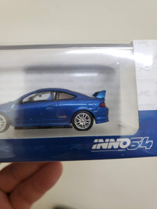 Inno64 Honda Integra Type-R DC5 Blue 2002 ~ Ship Worldwide