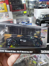 Load image into Gallery viewer, Tarmac Works 1:64 BMW M6 GT3 2017 FIA GT Augusto Farfus ~ Macau GP Event 2018