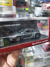 Load image into Gallery viewer, Tarmac Works 1/64 x ig ignition model Limited 2 car Set Nissan GT-R & 86 V3 Titanium Gray Tokyo Auto Salon 2019 ( Free Shipping Worldwide !!! )