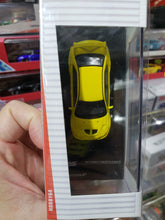 Load image into Gallery viewer, Tarmac Works 1/64 Mitsubishi Evo V Yellow