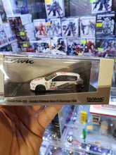Load image into Gallery viewer, Tarmac Works 1/64 Honda Civic EG6 Suzuka Clubman Race FF Challenge 2018
