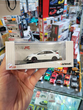 Load image into Gallery viewer, Tarmac Works 1/64 Honda Civic Type R FK2 2016 Champion White