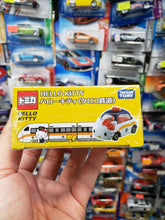 Load image into Gallery viewer, Takara Tomy Tomica Hello Kitty Taiwan Railways Administration Sanrio