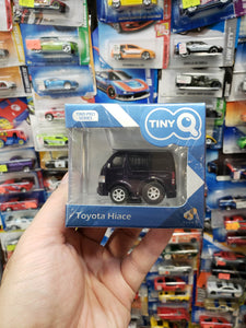 Tiny Q Pro Series Toyota Hiace #03 Metallic Purple