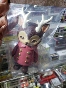 Morris The Cat with Antlers Kaori Hinata Japan Hinatique Taiwan Exclusive 06/70