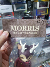 Load image into Gallery viewer, Morris The Cat with Antlers Kaori Hinata Japan Hinatique Taiwan Exclusive 06/70