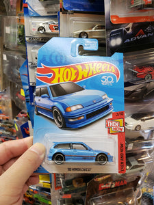 Hot Wheels 2018 Honda Civic EF Kmart Exclusive