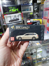 Load image into Gallery viewer, Tiny 1/64 BMW 5 Series F11 Hong Kong Police Traffic Toysoul Exclusive