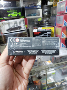 Tiny 1/64 BMW 5 Series F11 Hong Kong Police Traffic Toysoul Exclusive