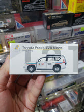 Load image into Gallery viewer, Tiny 1/64 Toyota Prado TVB News #121