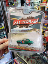 Load image into Gallery viewer, Greenlight All Terrain 1972 Datsun 510 Rally Chase Green Machine