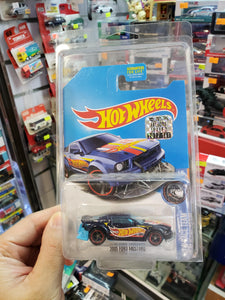 Hot Wheels 2017 Factory Sealed 2005 Ford Mustang Super Treasure Hunt