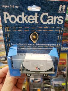Tomy Tomica Pocket Cars Airport Luggage Container Made In Japan