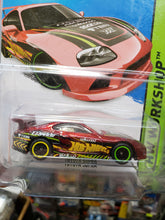 Load image into Gallery viewer, Hot Wheels Super Treasure Hunt Toyota Supra ( Bad Card !!! )