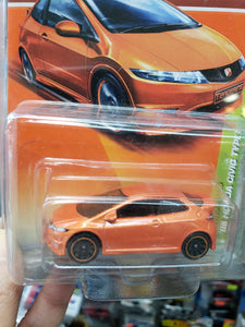 Matchbox Metro Rides 08 Honda Civic Type R